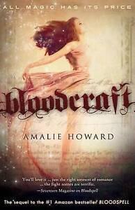 Bloodcraft By Howard, Amalie -Paperback