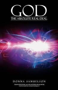 God-The-Absolute-Real-Deal-by-Samuelson-Donna-Paperback