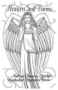 Heaven Sent Poems by Stocker, Joanne -Paperback