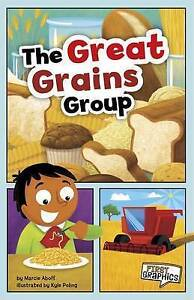 The Great Grains Group by Aboff, Marcie -Paperback