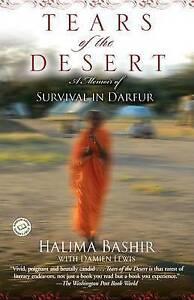 Tears of the Desert: A Memoir of Survival in Darfur-ExLibrary