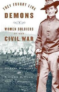 Vintage-Civil-War-Library-They-Fought-Like-Demons-Women-Soldiers-in-the