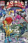 Sonic The Hedgehog Issue 1