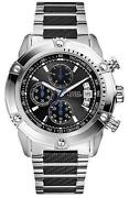 Mens Guess Stainless Steel Watch