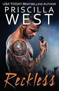 Reckless by West, Priscilla -Paperback  NEW