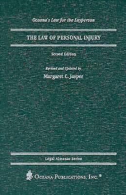 The Law of Personal Injury (Legal Almanac Series. 1