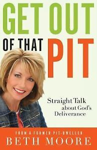 Get Out of That Pit HB by Beth Moore