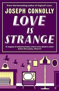 Love is Strange, New, Connolly, Joseph Book