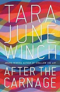 NEW-After-the-Carnage-by-Tara-June-Winch-Paperback-Book-FREE-SHIPPING