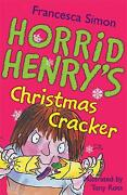 Horrid Henry Christmas Cracker