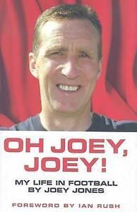 Very Good 1844541355 Hardcover Oh Joey Joey Jones, Joey