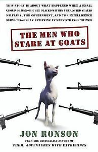 The Men Who Stare at Goats-ExLibrary