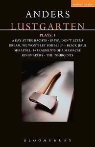 Lustgarten Anders-Lustgarten Plays: 1  BOOK NEW