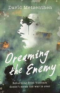 Metzenthen  David-Dreaming The Enemy  BOOK NEW