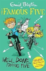 Well-Done-Famous-Five-by-Enid-Blyton-Paperback-2014