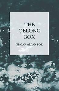 The Oblong Box by Poe, Edgar Allan -Paperback
