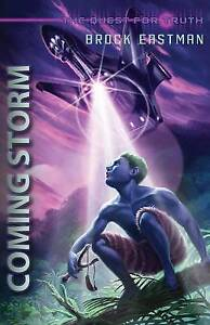 Coming Storm by Eastman, Brock -Paperback