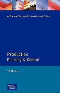 Production Planning & Control-ExLibrary