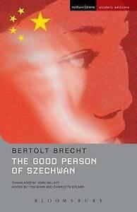 The Good Person of Szechwan by Bertolt Brecht (Paperback, 2009)
