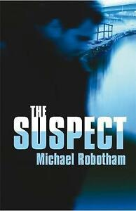 The-Suspect-Joseph-O-039-Loughlin-By-Robotham-Michael-in-Used-but-Acceptable-con