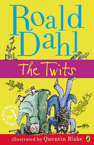 THE-TWITS-by-ROALD-DAHL-Brand-New
