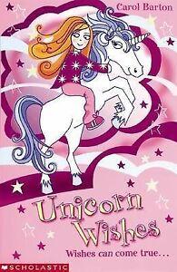 Unicorn Wishes by Carol Barton (Paperback, 2006)