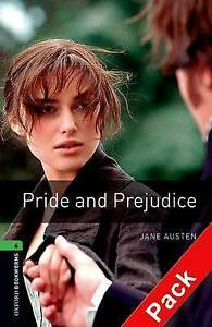 Oxford Bookworms Library: Stage 6: Pride and Prejudice Audio CD Pack,