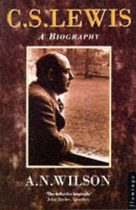 C. S. Lewis: A Biography (Flamingo),Wilson, A. N.,Acceptable Book mon0000100411