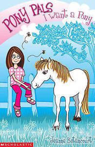 I-Want-a-Pony-Pony-Pals-Jeanne-Betancourt-Book
