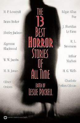 13 Best Horror Stories of All Time by Pockell,