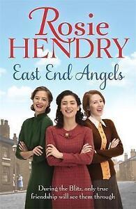 East End Angels by Rosie Hendry (Hardback, 2017)
