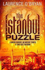 The-Istanbul-Puzzle-by-Laurence-O-Bryan-Paperback-New-Book