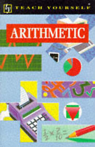 Very Good, Arithmetic (Teach Yourself), Pascoe, L.C., Book