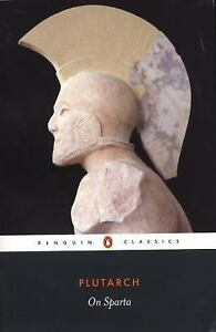 On-Sparta-by-Plutarch-2005-Paperback-Revised