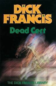 Dead Cert (The Dick Francis Library)-ExLibrary