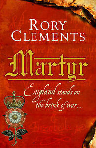 Rory-Clements-Martyr-Book