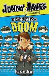 Jonny Jakes Investigates the Hamburgers of Doom By Judge, Malcolm -Paperback