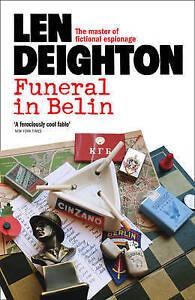 Funeral in Berlin, Len Deighton