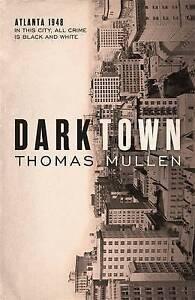 Mullen, Thomas-Darktown  BOOKH NEW