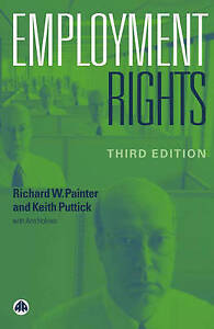 Employment Rights: A Reference Handbook,Holmes, Ann, Puttick, Keith, Painter, Ri