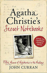 Agatha Christie's Secret Notebooks-ExLibrary