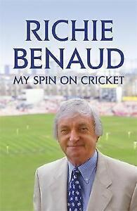 My Spin on Cricket, Richie Benaud, New Book
