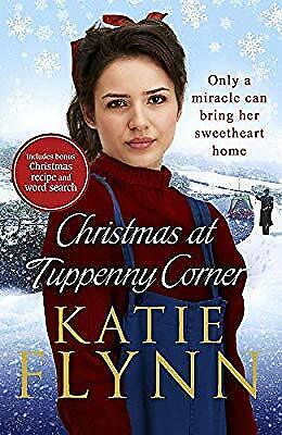 Christmas at Tuppenny Corner, Flynn, Katie, Used; Good Book