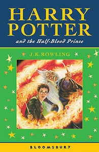 Harry Potter and the Half-Blood Prince, Rowling, J. K., Good Book