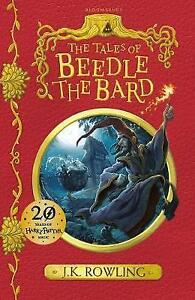 The Tales of Beedle the Bard by J.K. Rowling New Paperback Book, FREE FAST P&P