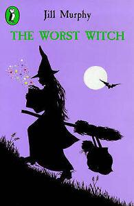 Jill-Murphy-The-Worst-Witch-Puffin-Books-Book