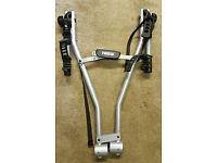 Bike Carrier-Thule 2 bicycle towbar carrier