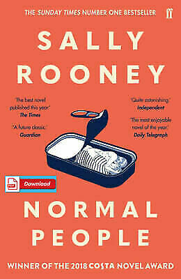 NORMAL PEOPLE by Sally Rooney PDF VERSION