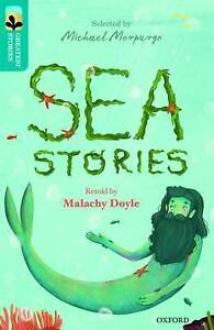 Oxford Reading Tree Treetops Greatest Stories: Oxford: Level 9: Sea Stories...