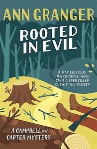 Good-Rooted-in-Evil-Campbell-amp-Carter-Mystery-5-Hardcover-Granger-Ann-1472